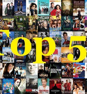 Top 5 series