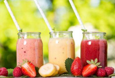 batidos frutas
