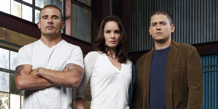 personajes prison break