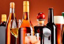 alcohol bebidas
