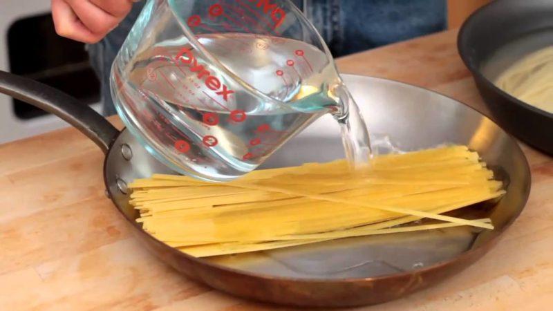 Ahorra hasta un 80 de agua y tiempo cuando cocinas pasta consejo al d a - 100 maneras de cocinar pasta ...