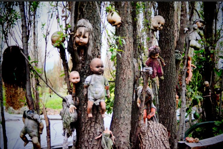 islas de las muñecas