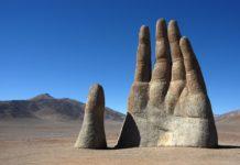manos del desierto
