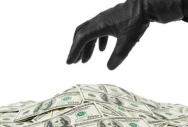 robar dinero