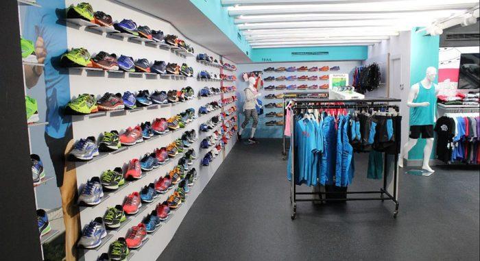 tienda ropa deportiva