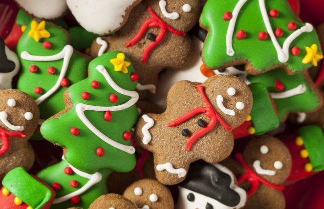 galletas navida