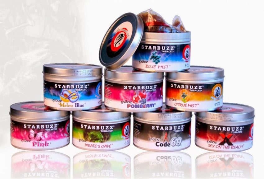 tabacos starbuzz