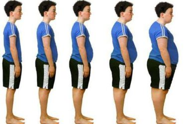 evolucion obesidad