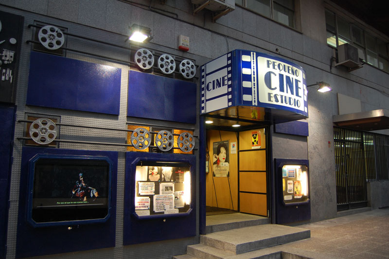 cine estudio madrid