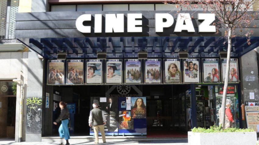 cine paz españa