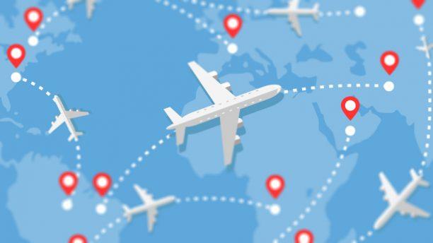 destinos vuelos