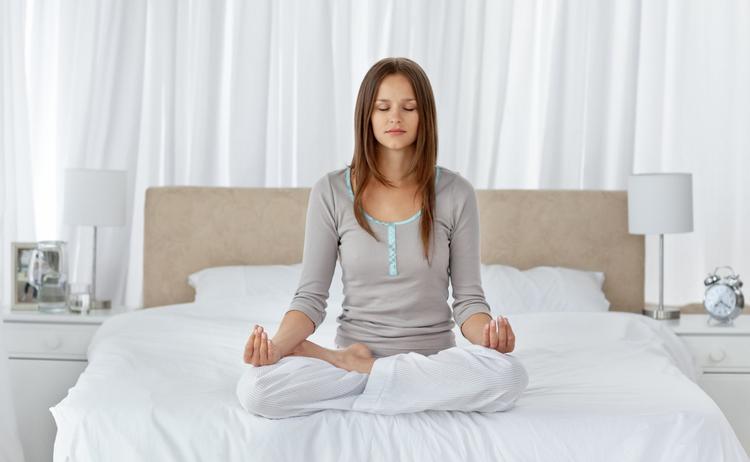meditacion en casa