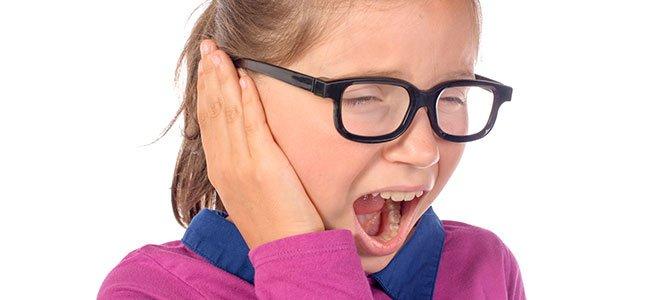 niña duele oidos