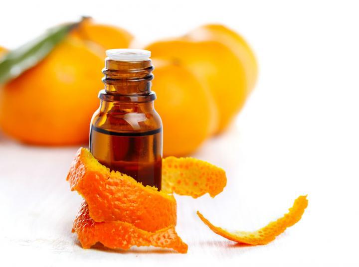 perfume naranja
