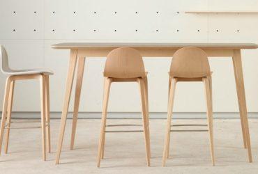 asientos madera