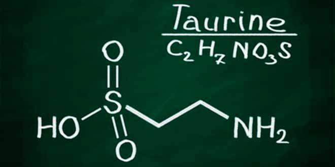 elementos taurina