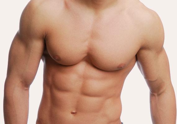abdomen trabajado