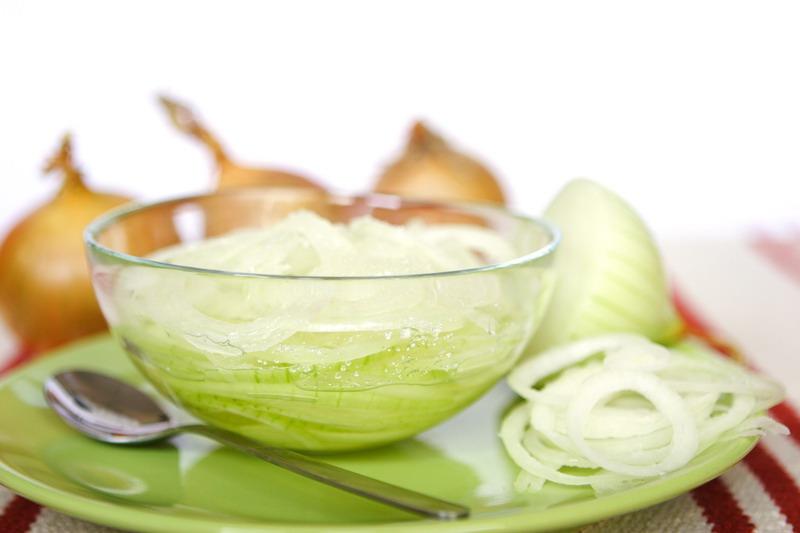 azucar con cebolla