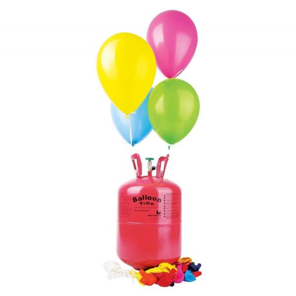 bombona de helio