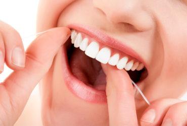 dientes limpios