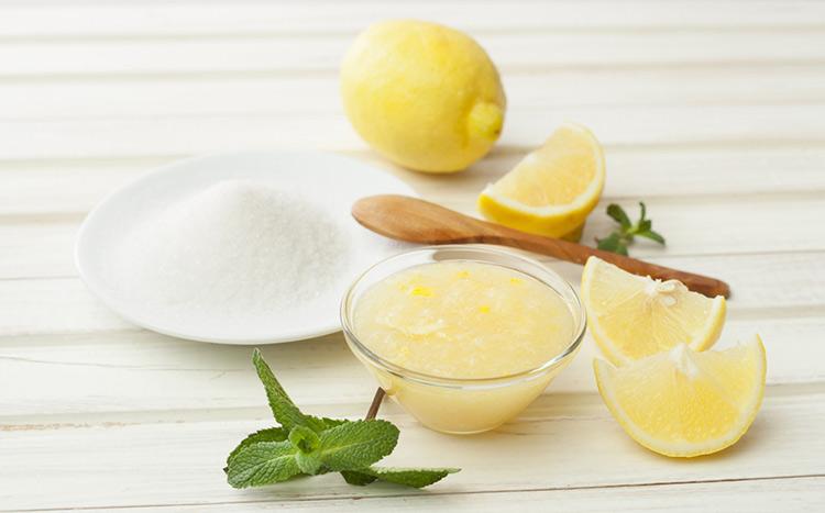 granizada limón