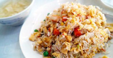 Preparar receta arroz chino
