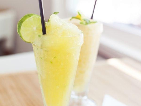 Frappe de limon