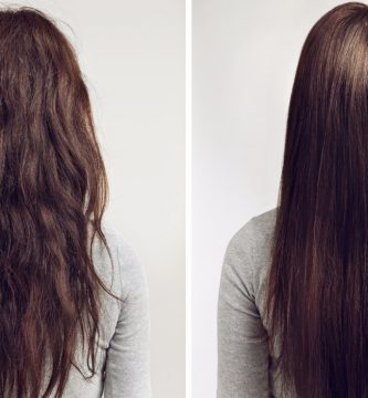 cabello alisado