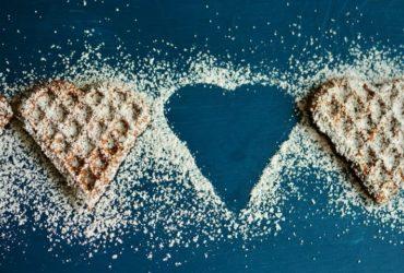 azucar y sal