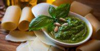 salsa albahaca