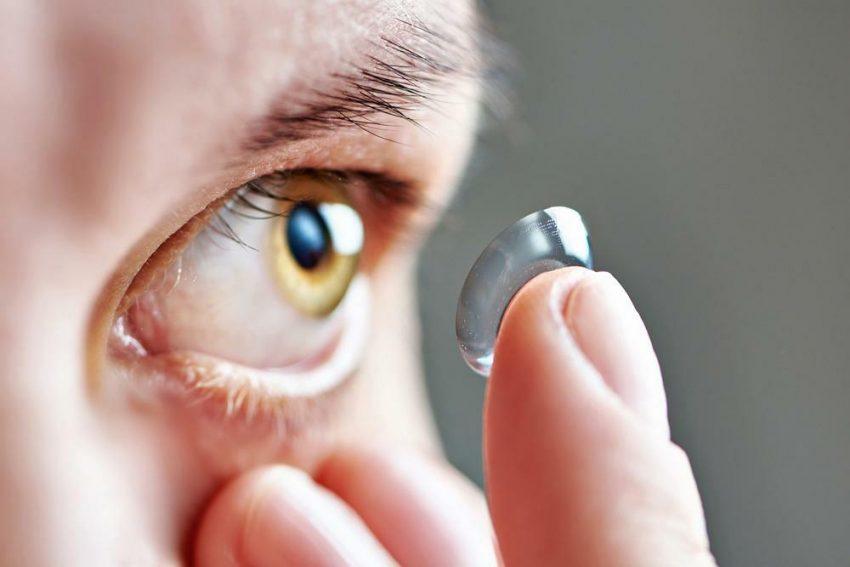 lentillas ojos