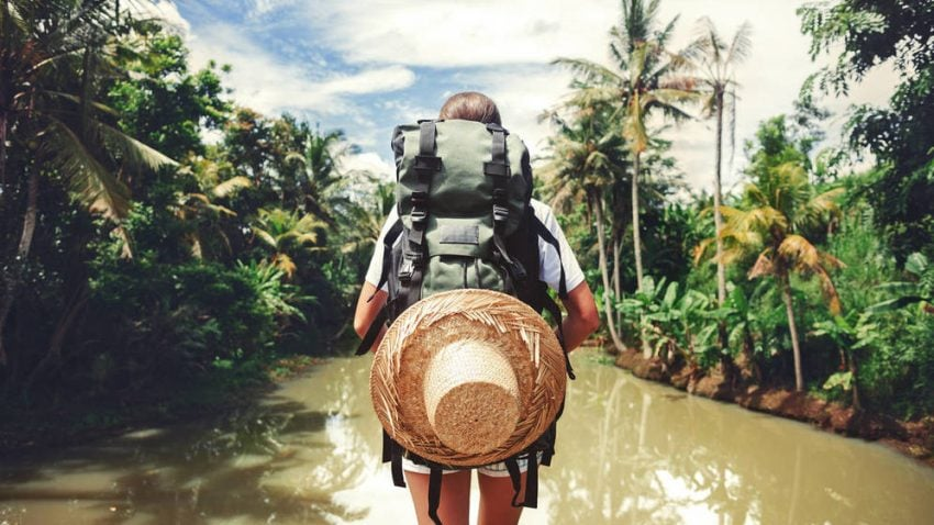 viajero selva