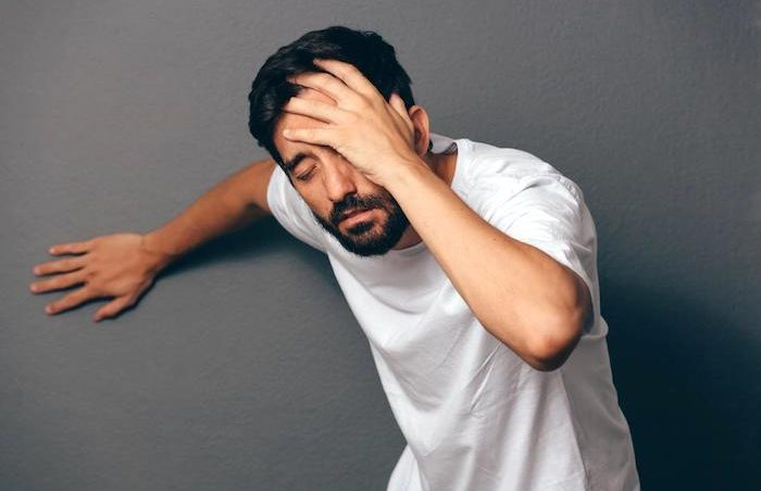 mareo dolor de cabeza