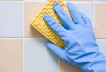 limpieza esponja